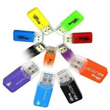 USB 2.0 Memory card reader adapter for Micro SD sdhc Memory card sdxc tf flash.