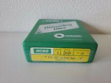 Rcbs 18608 44 Spec Mag Rn Swc 3 Die Set Rcbs Reloading Die Set R N