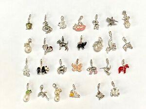 NEW Thomas Sabo Sterling 925 Thomas Sabo Assorted Animal Charms