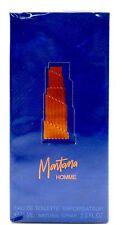 (GRUNDPREIS 106,53€/100ML) MONTANA HOMME FOR MEN 75ML EAU DE TOILETTE SPRAY