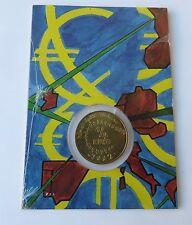 FRANCE - 1/4 Euro - 2002 Euro des enfants   TIRAGE 1 000 000