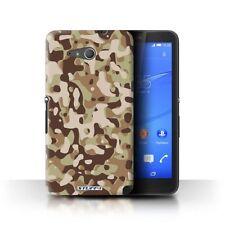 Étuis, housses et coques marron Sony Sony Xperia M pour téléphone mobile et assistant personnel (PDA)