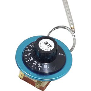 1PC 30-85C 30-110C 50-300C  NC 2Pin Temperature Controller Capillary Thermostat