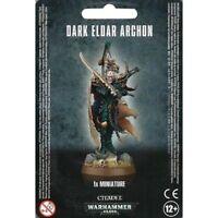 Drukhari / Dark Eldar Archon - Warhammer 40k - Brand New! 45-22C