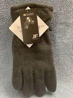 J.Ferrar 3M Thinsulate Men's Large Charcoal Gloves