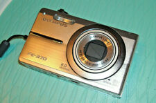 Olympus FE FE-370 Silver  Digital Camera - 8.0MP
