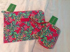 2 To Choose From Lilly Pulitzer Pick Me Up Pouch And Smart Phone Case