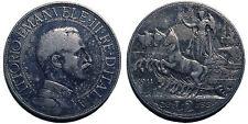 2 Lire 1911 Quadriga Veloce - RR