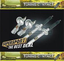 4 SUPERSPORT PERFORMANCE SHOCK ABSORBER FRONT / HA Ford Escort Gal All