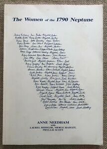 The Women of the 1790 Neptune Anne Needham Female Convicts Biographies History