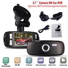 Full HD 1080P Car Dash Camera DVR Auto Video Night Vision Reversing Recorder