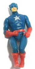 Mego 1975 Comic Action Pocket Heroes Captain America vintage figure Marvel