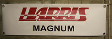 harris magnum 1 2 3 4  work shop banner man cave garage pvc banner