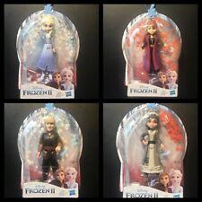 "Disney Princess Frozen 2 Elsa Anna Kristoff OR Honeymaren Small 3"" Mini Doll"