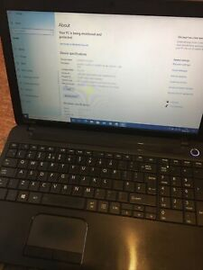 "TOSHIBA SATELLITE PRO C50-A-1KH 15.6"" Laptop Core i3 -400M 4GB RAM 500GB HDD"
