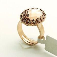 Mariana Ring Jewelry Swarovski Crystal Adjustable Sizable Woman Free Shipping !!