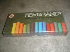 New Sealed Rembrandt Soft Pastels For Artists (300 C 15)