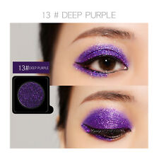 16 Colors Women Lady Mixed glitter powder eyeshadow Eyes Pigment Loose makeup