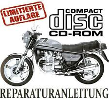HONDA CX 500+650 E/C GL 500+650 Silver-Wing Reparaturanleitung_Werkstatthandbuch