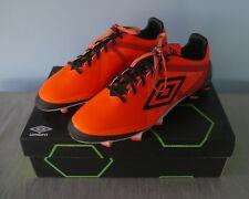 Umbro Velocita Pro HG Orange Football Boots - size 11.5 *RRP £130