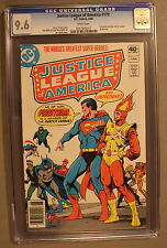Justice League of America #179 FIRESTORM Joins 1980 Zatanna STARLIN CGC NM+ 9.6