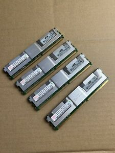 RAM Desktop 8GB (4x 2GB) RAM Modules Hynix 2Rx4 PC2-5300F-555-11
