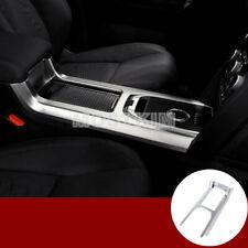 Para Land Rover Discovery Sport Gear Shift Panel Recorte de fibra de carbono cubierta Marco