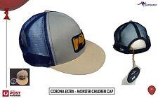 Corona Extra Beer Hat Monster Children Magazine Baseball Trucker Cap Adj BNWT