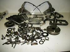 83 Honda VF 750 F Interceptor Box of Engine Parts & Bolts H12