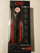 Hot! Chi Air Spin N Curl Ceramic 1-Inch Rotating Curler Dual Digital