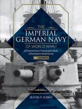 Book - The Imperial German Navy of World War I: Volume 1 - Warships