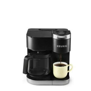 Keurig K-Duo Single Serve & Carafe Coffee Maker - With programmable timer ☕