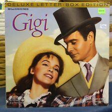 Gigi #88094 - LaserDisc