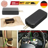 Auto-Mini-Airbag-Simulator-Überbrückungs-Garage SRS-Fehler-Diagnoseausrüstung x2