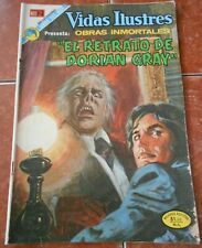 '73 VIDAS comic THE PICTURE OF DORIAN GRAY illustrated OSCAR WILDE book classics