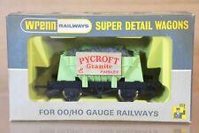 WRENN W5017 BR GREEN PYCROFT GRANITE PAISLEY ORE WAGON MINT BOXED np