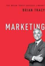 Brian Tracy Success Library: Marketing by Brian Tracy (2014, Hardcover)