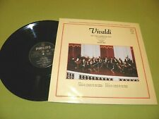 Vivaldi - The Four Seasons / Violin - Felix Ayo / I Musici / 1974 Philips LP NM