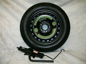 MERCEDES A CLASS  SPACE SAVER SPARE WHEEL 16''  & JACKING KIT