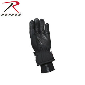 Rothco 3559 Cold Weather Military Gloves - Black