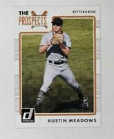 2017 Donruss The Prospects #2 Austin Meadows - NM-MT