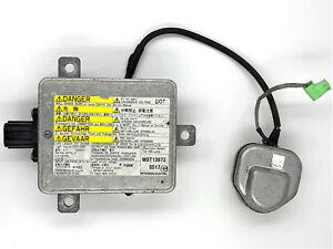 OEM 10-13 Acura MDX HID Xenon Headlight Ballast & Igniter Bulb Socket
