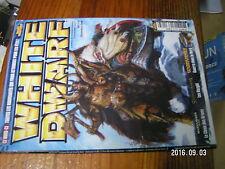 1µ? revue White Dwarf n°176 Wharhammer Seigneurs des Anneaux Peindre figurine