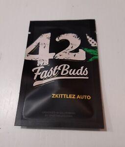 SEMI DA COLLEZIONE 420 FAST BUDS ZKITTLEZ AUTO