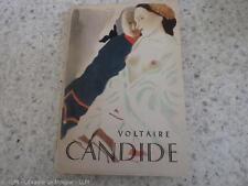 1949.Candide.Imprimé en Suède.Voltaire.Ill./ Hallman