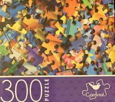 """""""Puzzle Pieces"""" 300 Piece Jigsaw Puzzle 14"""" x 11"""""""