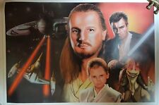 Star Wars - Print / Poster - Paul Yeoman Artist - 384 of 500 - 66cmx50cm - Look