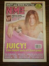 NME 1993 MAR 27 LEMONHEADS BOWIE SUEDE JAMIROQUAI FLUKE