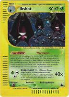 CCG 3 Pokemon Skyridge Holo Iksbat / Crobat H5/H32 Deutsche Karte BGS / PSA 9.0?