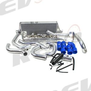 NEW REV9 VERSION 2 V2 FRONT MOUNT INTERCOOLER KIT FOR 02-07 WRX STI EJ20 EJ25